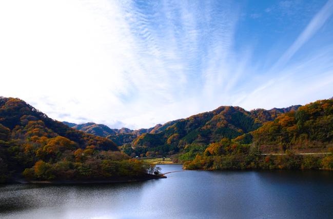 伊東松川湖